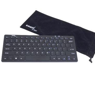 ErgoLine compact dun toetsenbord